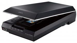 Epson Scan Software V550
