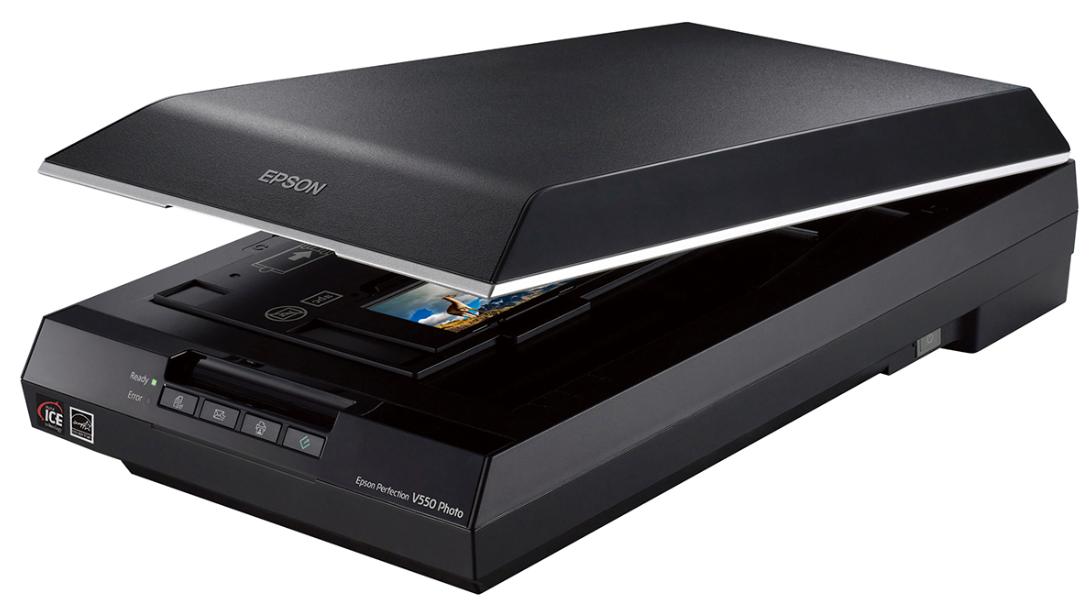 Epson Scan Software V550
