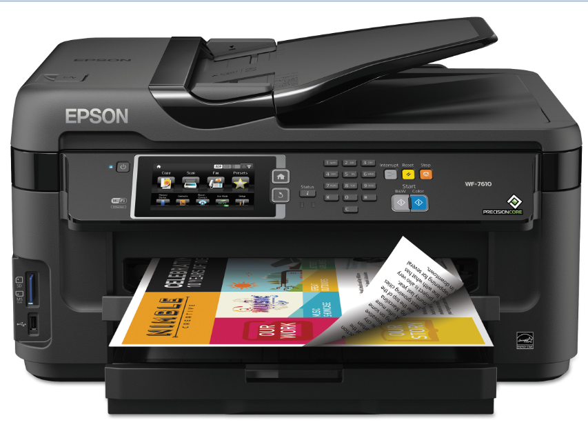 Epson Scan Software WF-3620