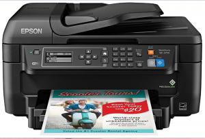 Epson WF 2750 Driver