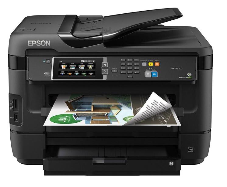 Epson WF-7620 Driver
