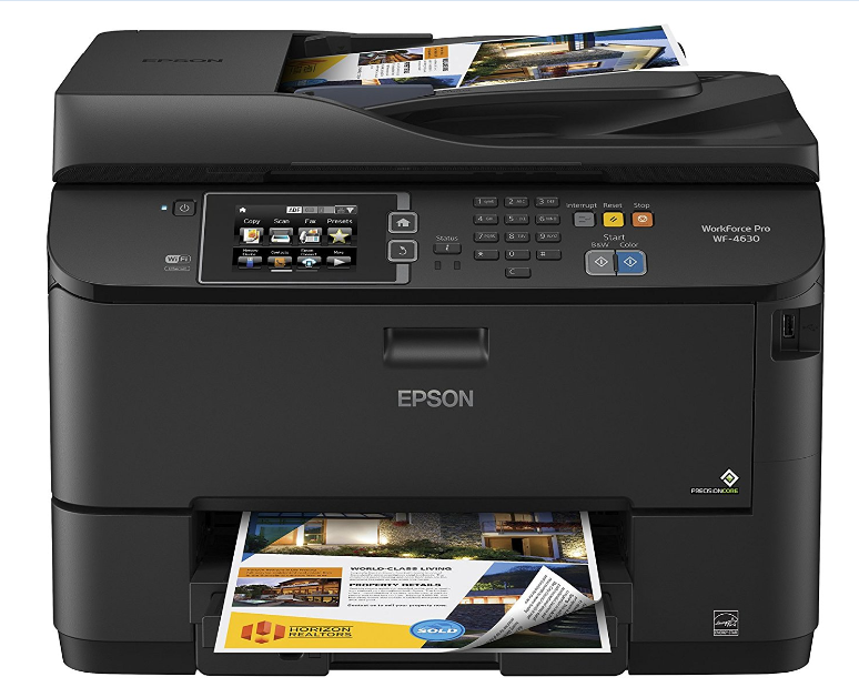 Epson WorkForce Pro WF-4630 Driver
