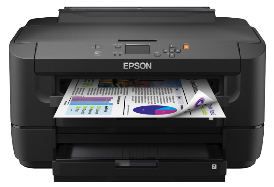Epson WorkForce WF-7110 Driver for window and mac