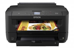 Epson WorkForce WF-7210 Driver