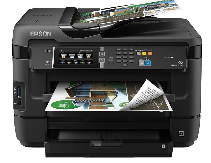 Epson WorkForce WF-7610 Driver
