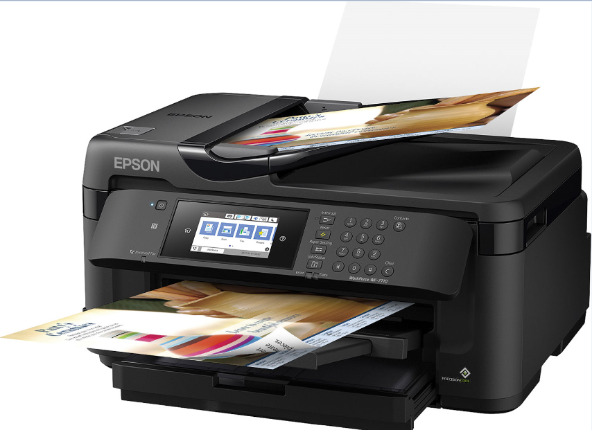 Epson WorkForce WF-7710 Driver
