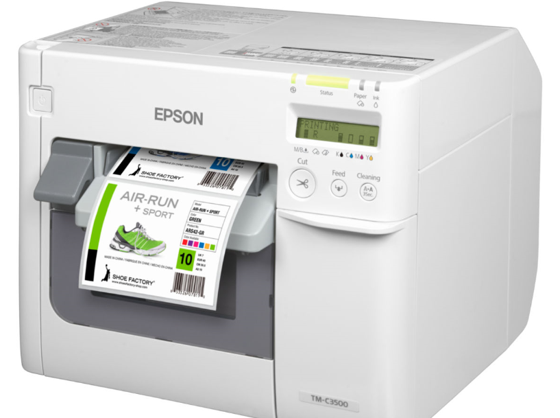 Epson ColorWorks C3500 Driver