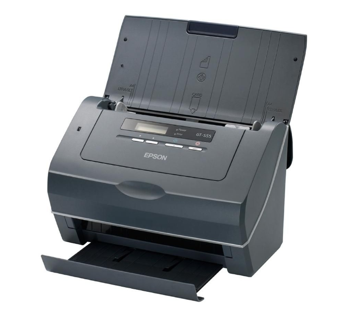 Epson WorkForce Pro GT-S55 Driver