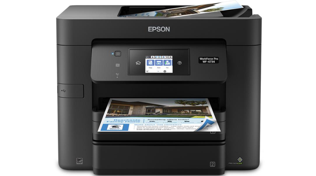 Epson WorkForce Pro WF-4734 Driver