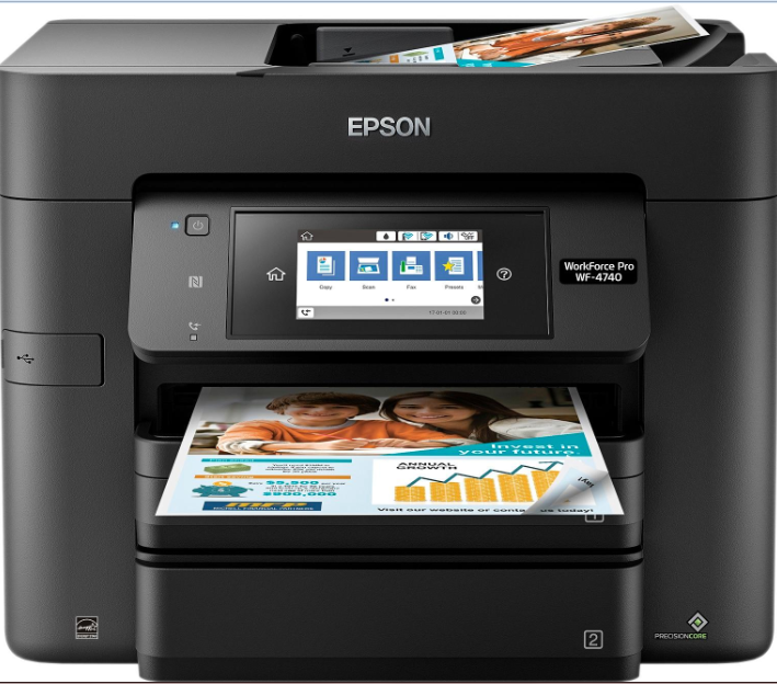 Epson WorkForce Pro WF-4740 Driver