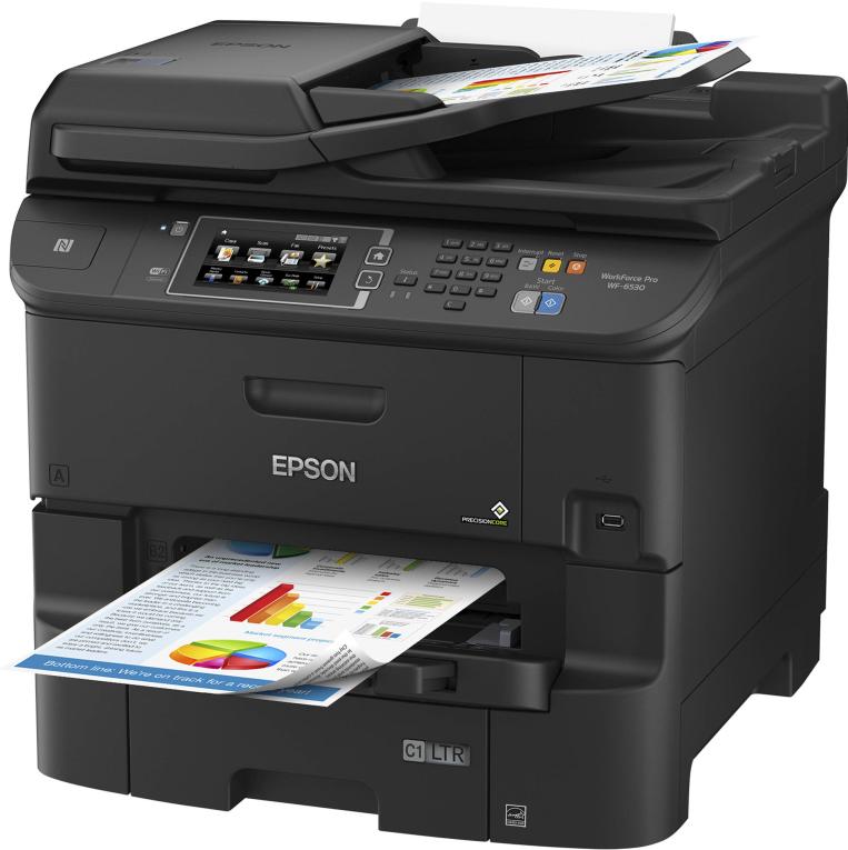 Epson WorkForce Pro WF-6530 Driver