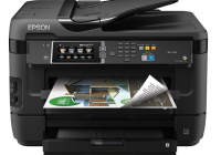 Epson WorkForce WF-7620 Driver`