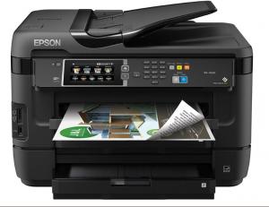 Epson WorkForce WF-7620 Driver`