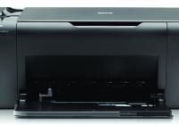 HP Deskjet F4580 All-in-One Driver