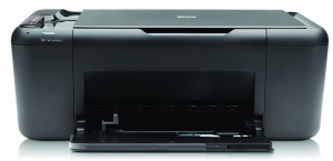 HP Deskjet F4580 All-in-One Driver