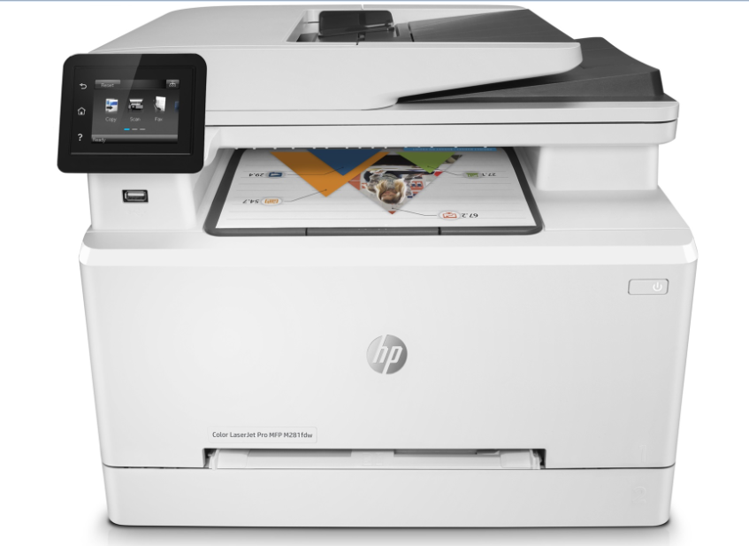 HP Color LaserJet Pro MFP M281fdw Drivers