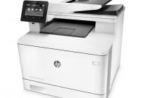 HP Color LaserJet Pro MFP M477fnw Driver