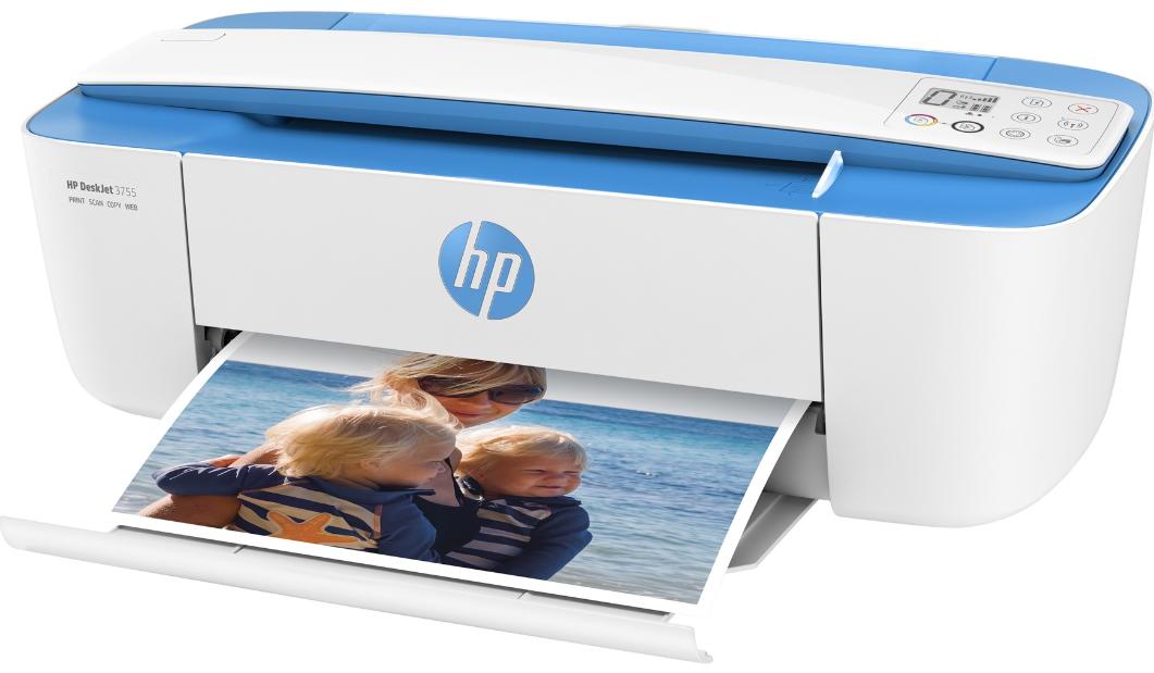 HP DeskJet 3755 Drivers