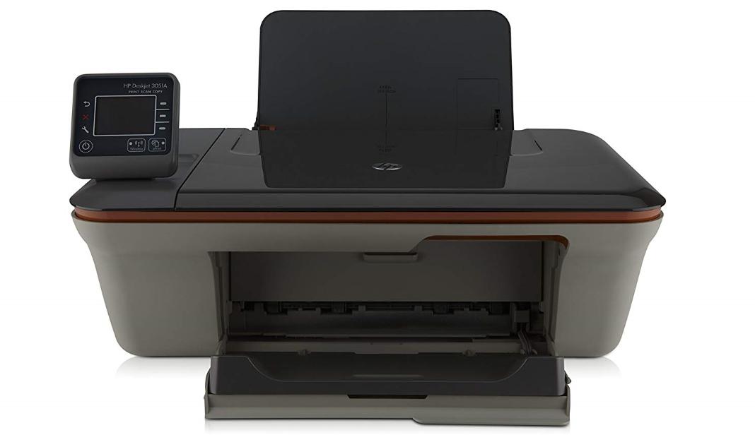 HP Deskjet 3051A Driver