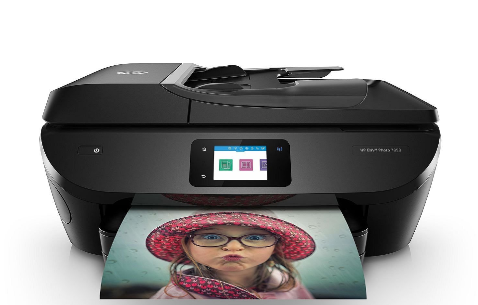 HP ENVY Photo 7858 All-in-One Driver