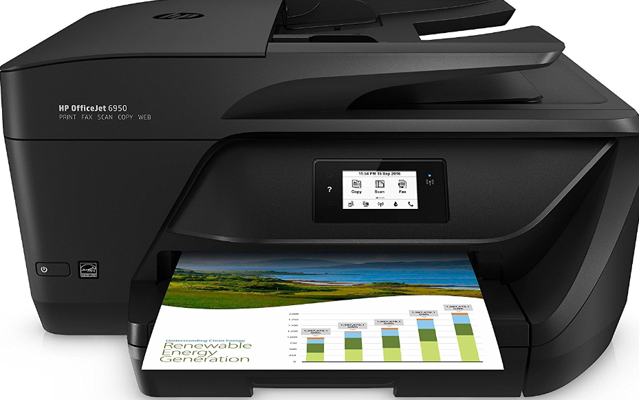 HP OfficeJet 6950 Driver