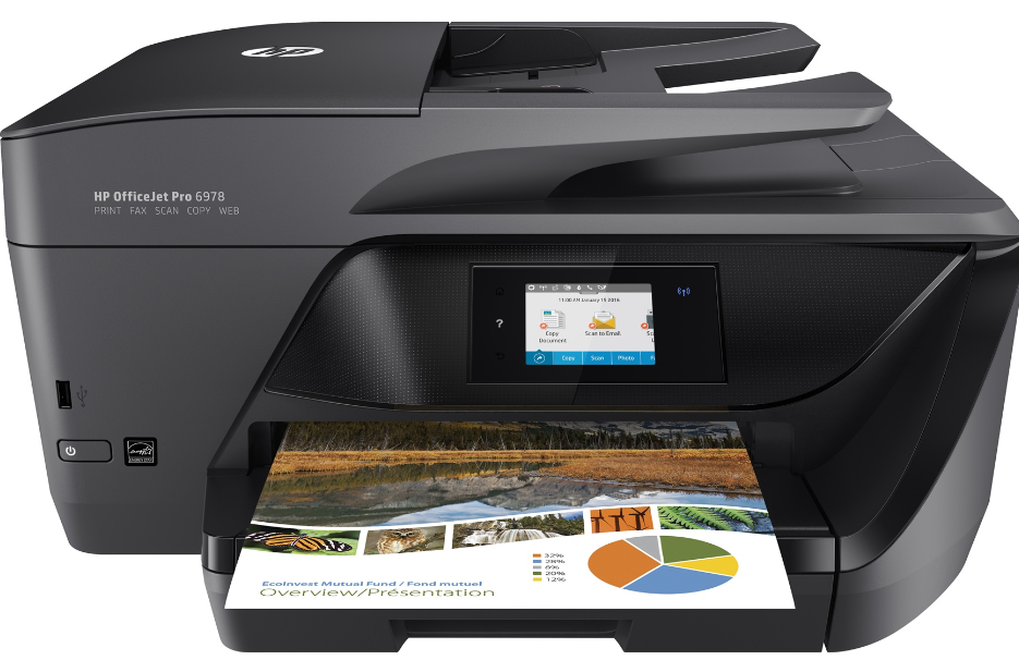 HP OfficeJet Pro 6978 All-in-One Driver
