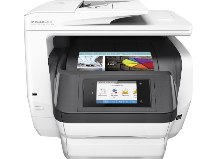 HP OfficeJet Pro 8740 Drivers