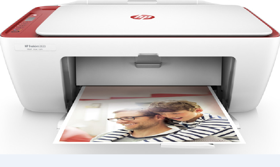 HP DESKJET 2600 Drivers and Software