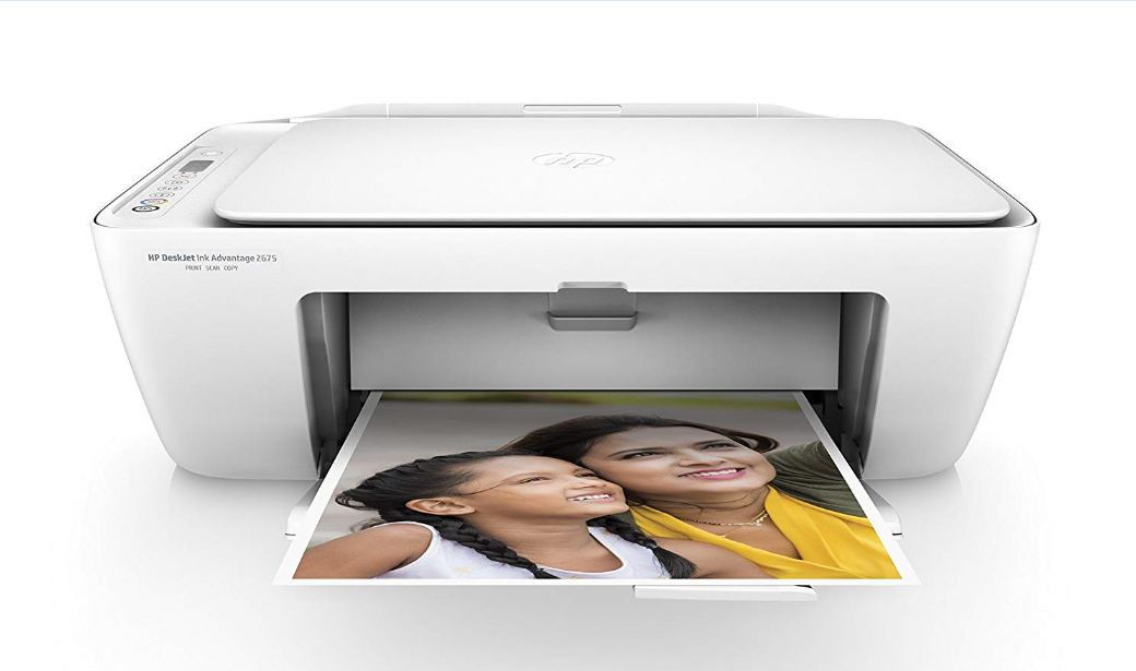 HP DESKJET 2675 Drivers and Software