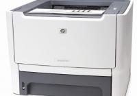 HP LaserJet P2015 Drivers