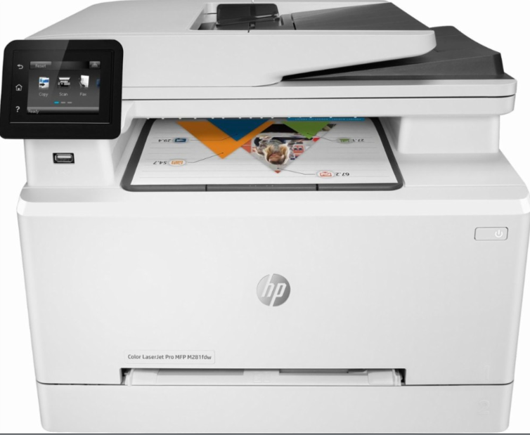 HP Color LaserJet Pro MFP M281cdw Driver Download