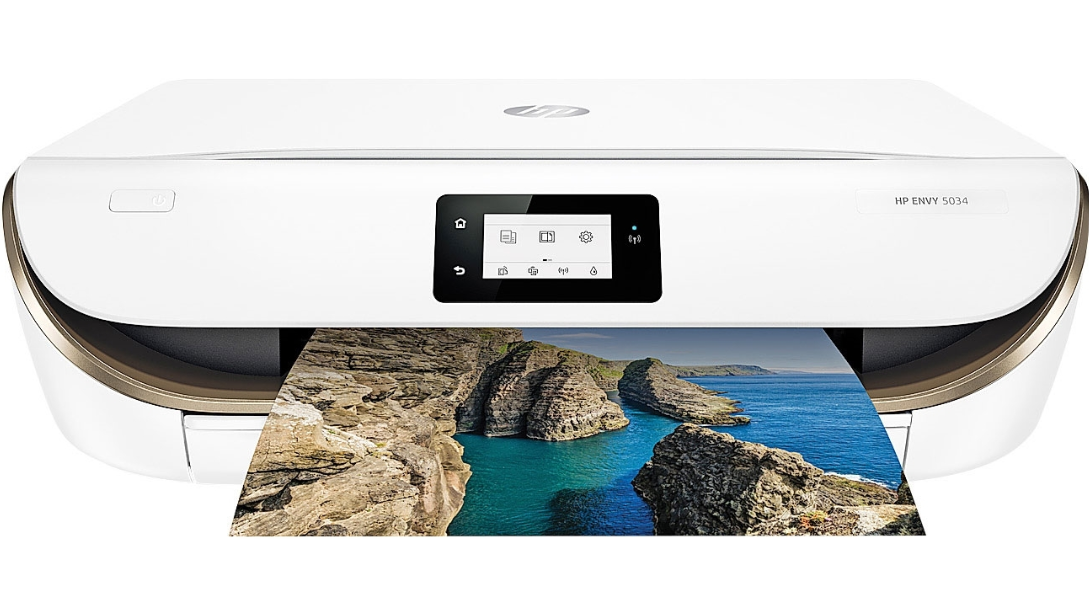 HP ENVY 5034 Driver Software Free Download
