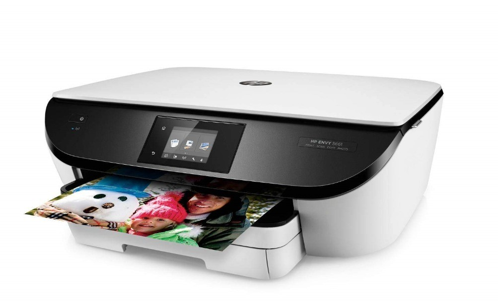 HP ENVY 5661 Drivers Printer Download