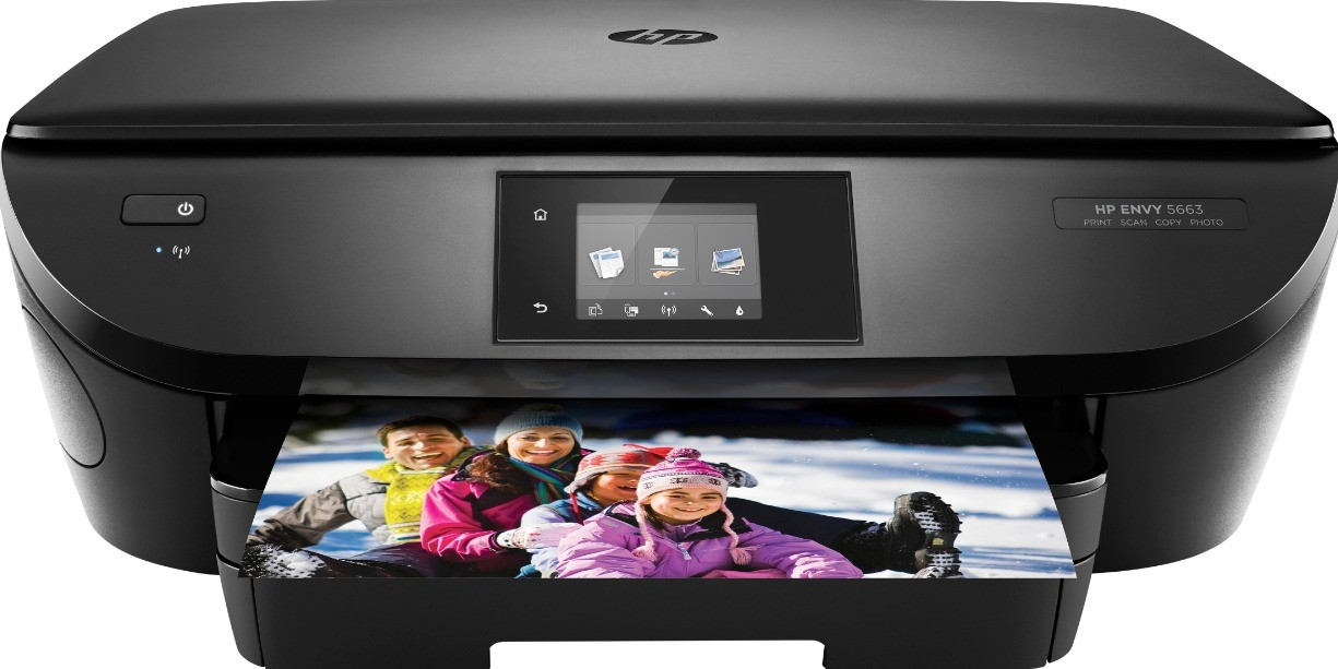 HP ENVY 5663 e-All-in-One Driver Download
