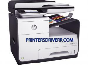 HP PageWide 377 Driver Software Download