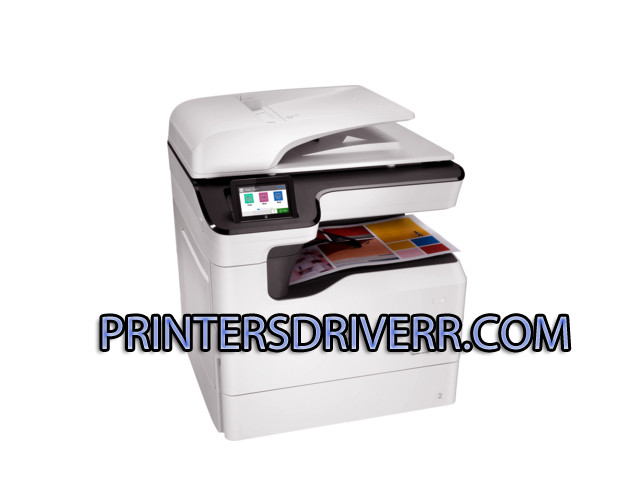HP PageWide Color MFP 774 Driver Software Download