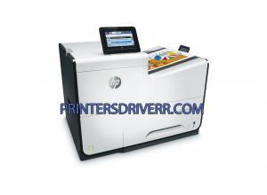 HP PageWide Enterprise Color 556 Driver Software