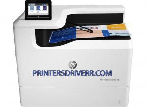 HP PageWide Enterprise Color 765 Driver