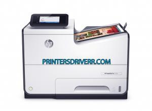 HP PageWide Pro 552dw Driver Software Free Download