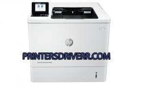 HP LaserJet Enterprise M607n Driver