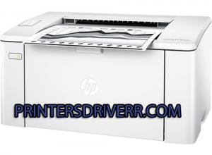 HP LaserJet Pro M102w Driver Software Download