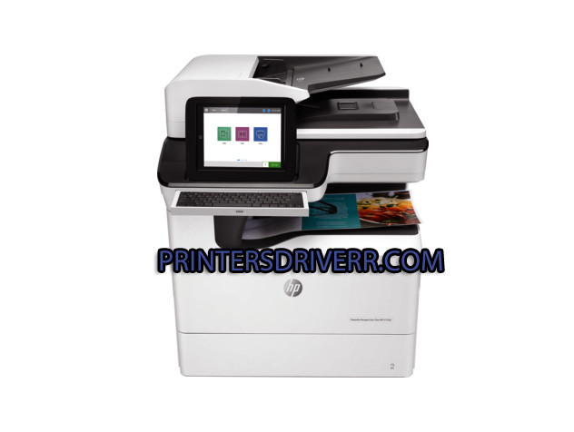 HP PAGEWIDE MANAGED COLOR MFP E77660 Driver Download
