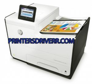 HP PageWide Enterprise Color MFP 586 driver download