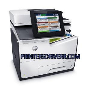 HP PageWide Managed Color MFP E58650 Driver Download