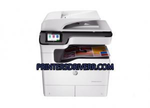 HP PageWide Managed Color MFP P77440 Driver Download