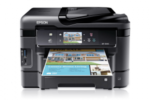 Epson WF 3540 Driver For Window 32 and 64 Bit Latest Version