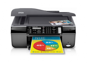 Support Epson Workforce 310