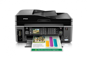 Epson Workforce 615 printer driver