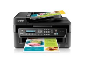 Epson WorkForce WF-2520 Drivers