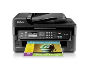 Epson WorkForce WF-2540 Driver Download C11CC36201